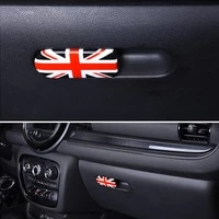 car glove box handle decoration storage box sticker bowl cover accessories for bmw mini one cooper s f54 f60 clubman car styling