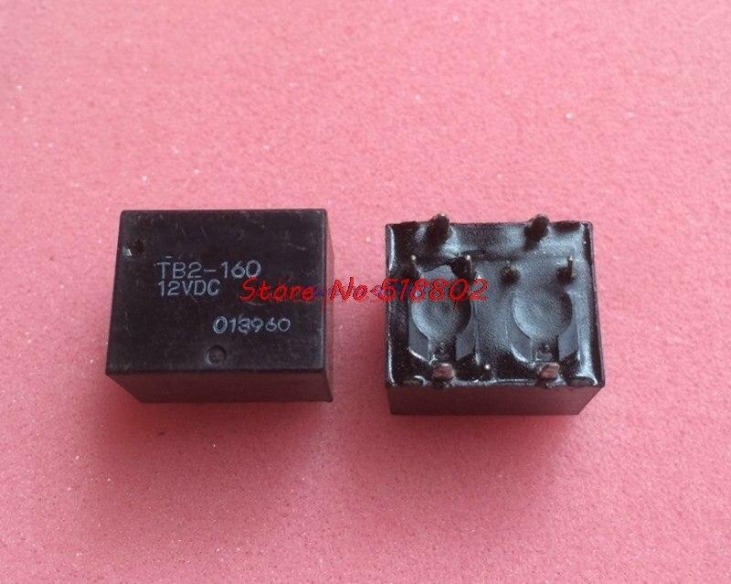 1pcs/lot TB2-160-12VDC TB2-160 TB2160 TB2 160 12VDC DIP-8 In Stock