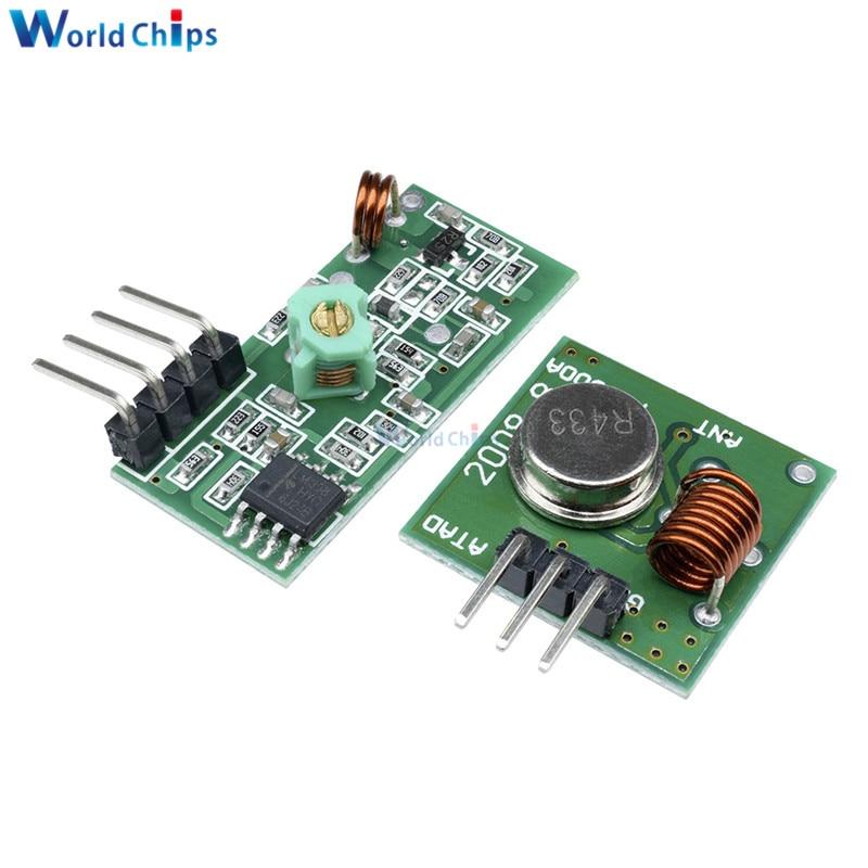 433 МГц RF беспроводной модуль передатчи