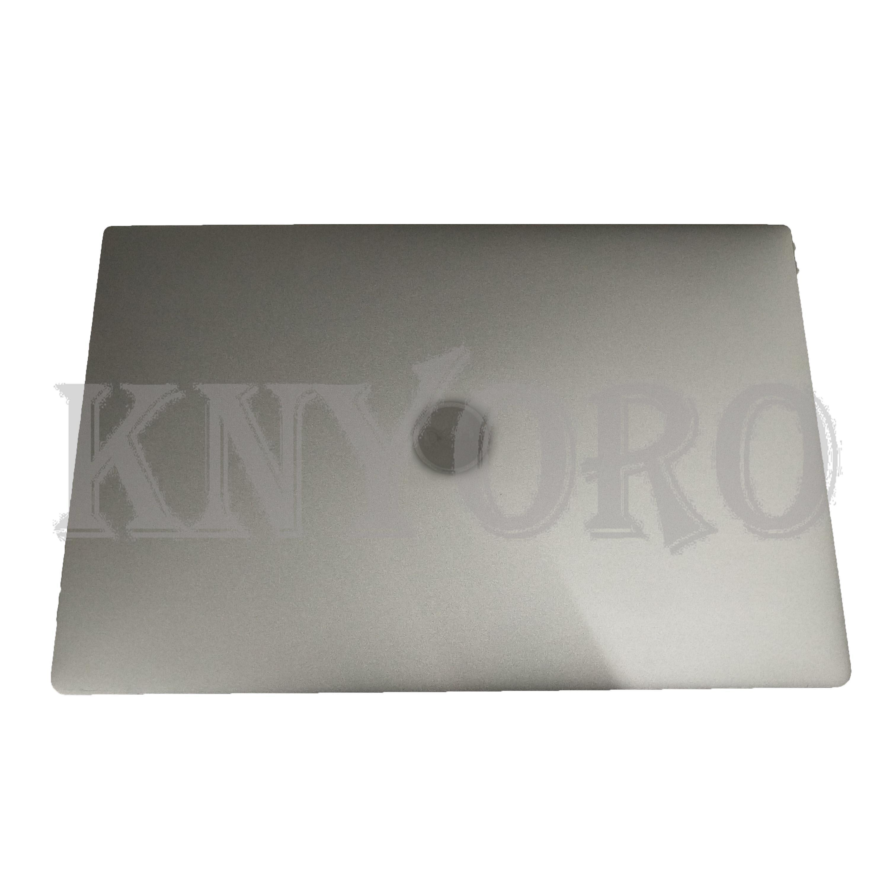 Nuevo LCD original tapa trasera LCD cubierta superior plata blanca una carcasa...