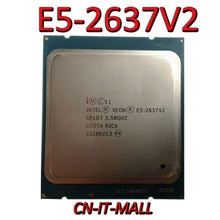 Intel Xeon E5-2637V2 CPU 3.5GHz 15MB di Cache 4 Core 8 Fili LGA2011 Processore