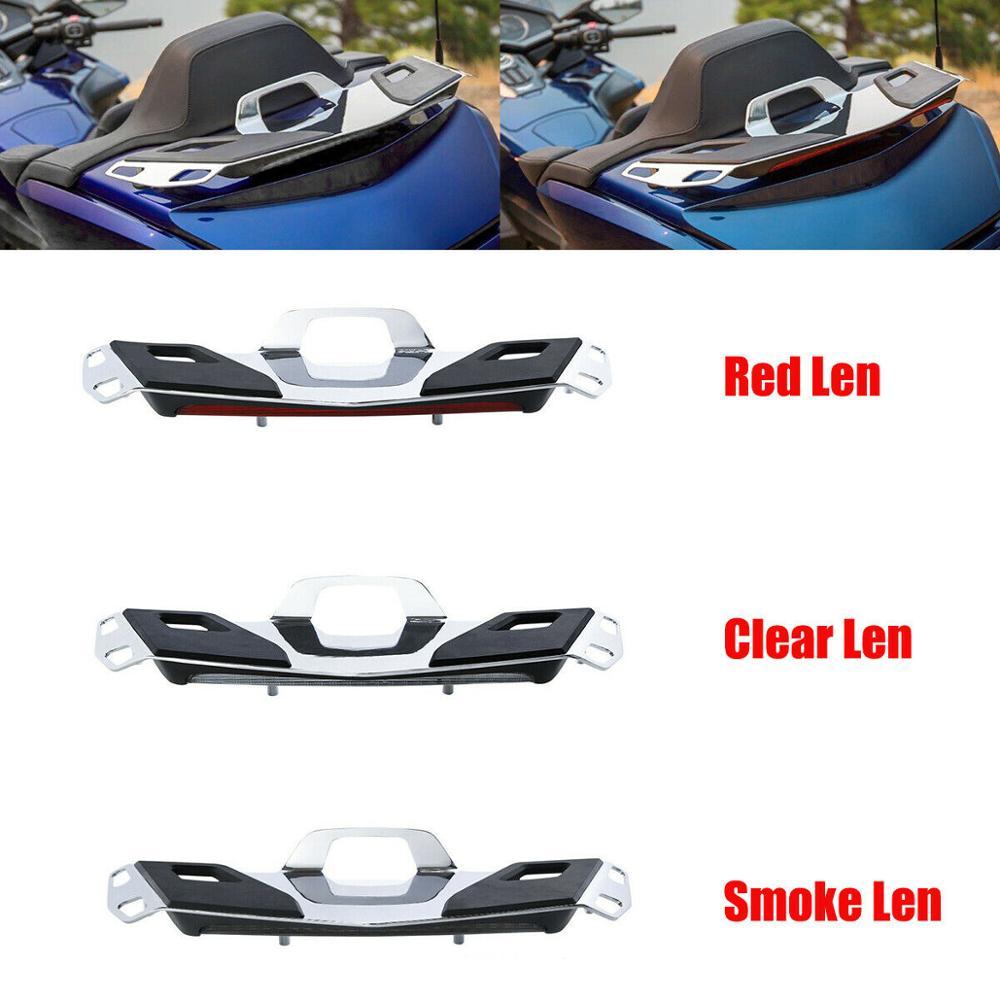Portaequipajes para maletero de motocicleta Luz de Freno LED para Honda Goldwing Gold wing Tour GL1800 GL 1800 2018-2020 2019