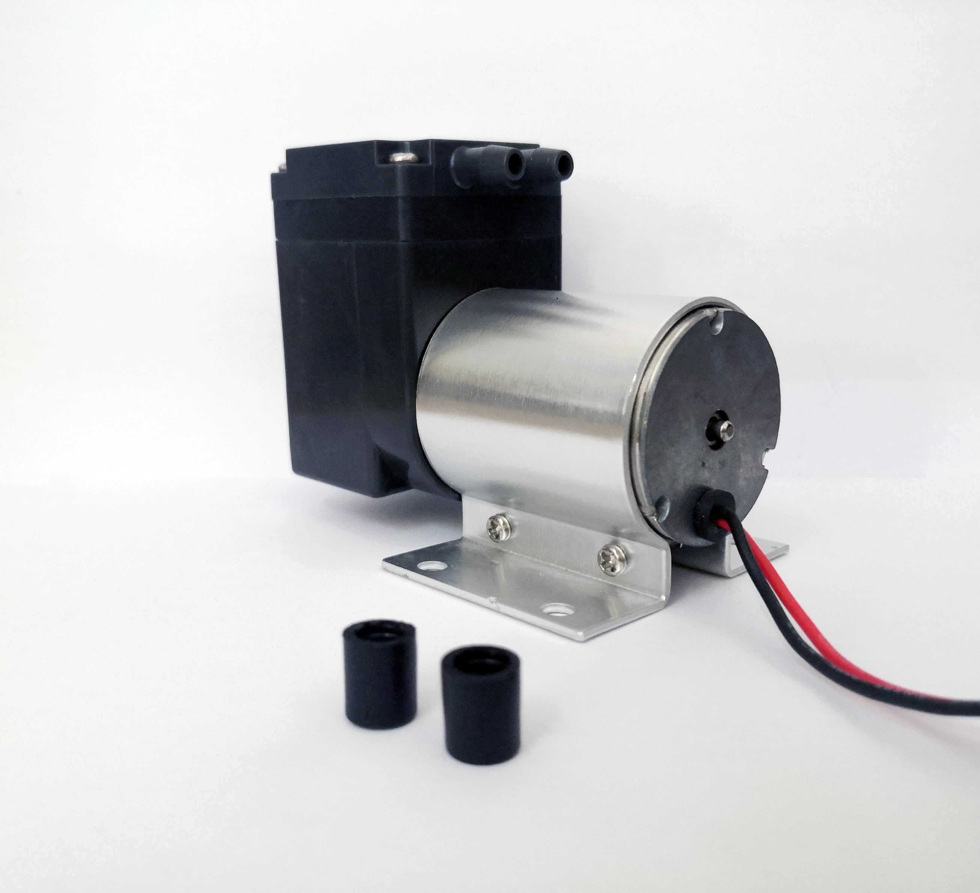 مضخة هواء بغشاء بدون فرش ، 12 فولت ، 24 فولت ، تيار مستمر