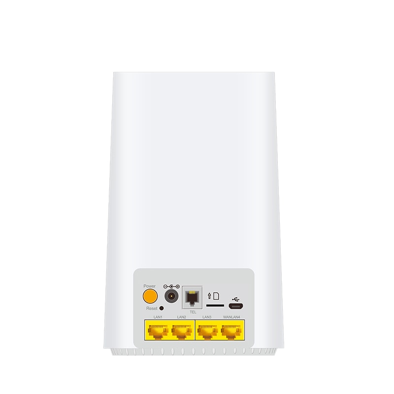 Unlocked 5G CPE Router 5G& LTE-A NR Coverage 802.11ax 2.5Gbps High Rate Gigabit Wi-Fi 6 Worldwide 4G WiFi Router enlarge