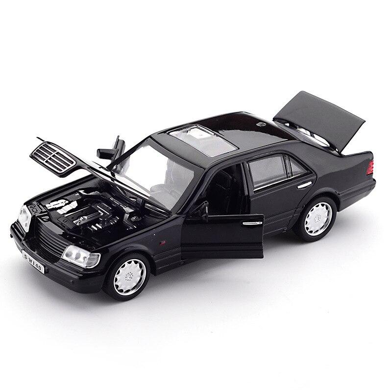 Juguetes para niños, modelo de aleación de 1:32, luz de sonido para coche, luz de retroceso, aleación de sonido, modelo de vehículo