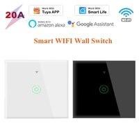 Interrupteur intelligent sans fil  fonctionne avec lapplication Smart Life Tuya  domotique  commande vocale Alexa Google Home  bricolage