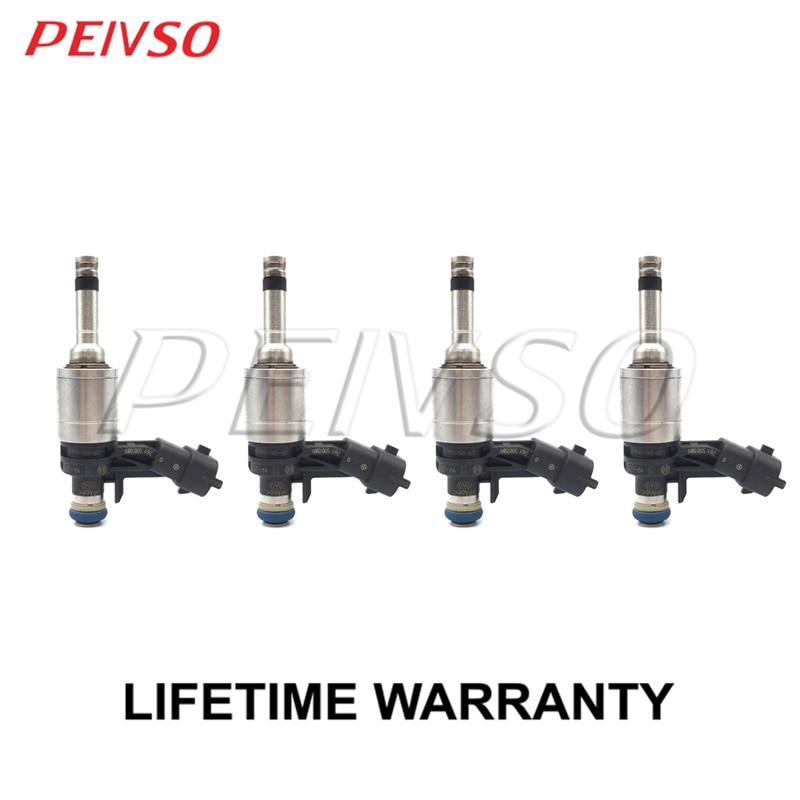 4x0261500089x12615399 FJ1097 GDI del inyector de combustible para y CHEVROLET BUICK REGAL/VERANO/cobalto...