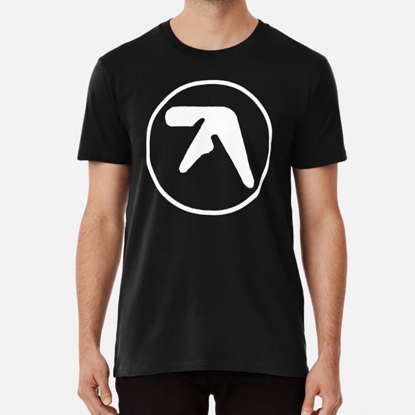 Aphex Twin Logo T camisa aphex twin logotipo aphex twin música reciente richard