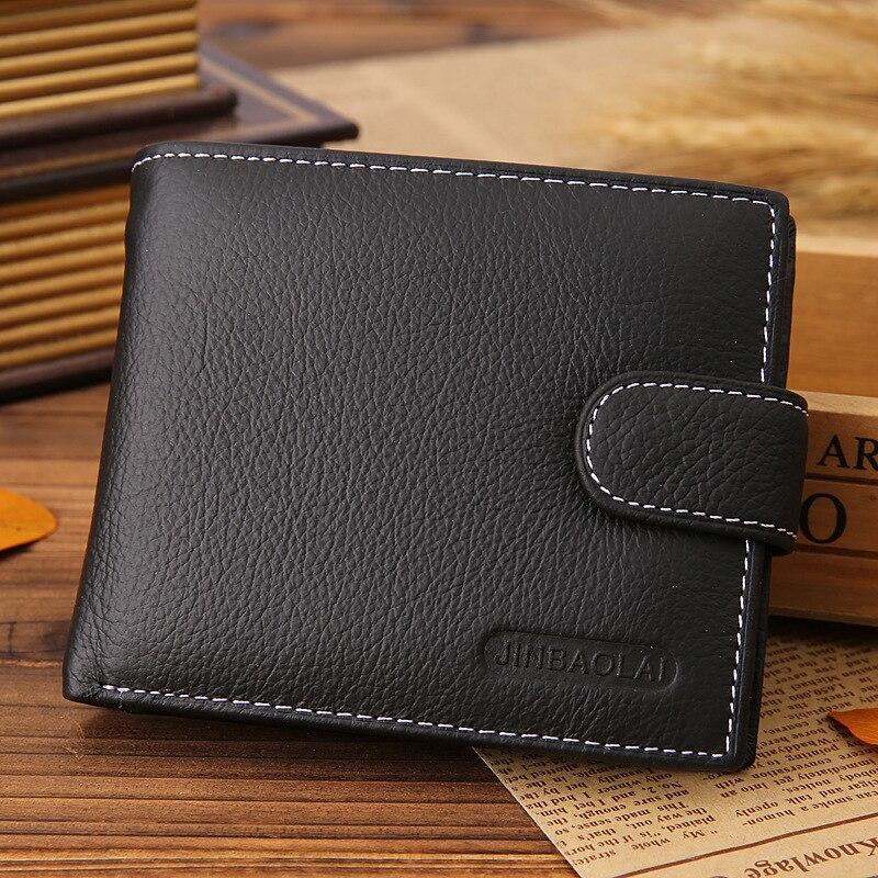 Кожаный кошелек, мужской кошелек из воловьей кожи с зажимом, мужской кошелек для монет, маленькие клатчи, мужской кошелек, кошелек для монет,...