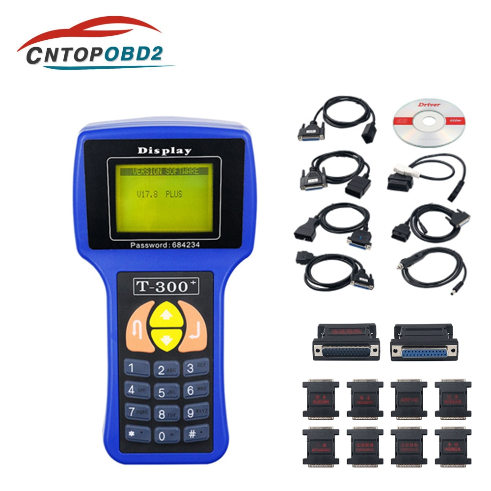 A++Quality T-300 T300 Auto Key Programmer T Code Software V 17.8 Support Multi brand Cars T300 Key M