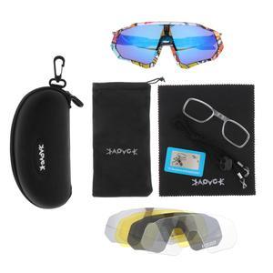 Очки для велоспорта, ветрозащитные спортивные очки для бега, очки для горного велосипеда, очки для велосипеда, MTB солнцезащитные очки для му...