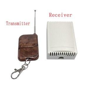 2 Channel DC Motor Controller Receiver 12V 24V  Mini Remote Control Housing Entrance Guard Machine Controller For DC Motor