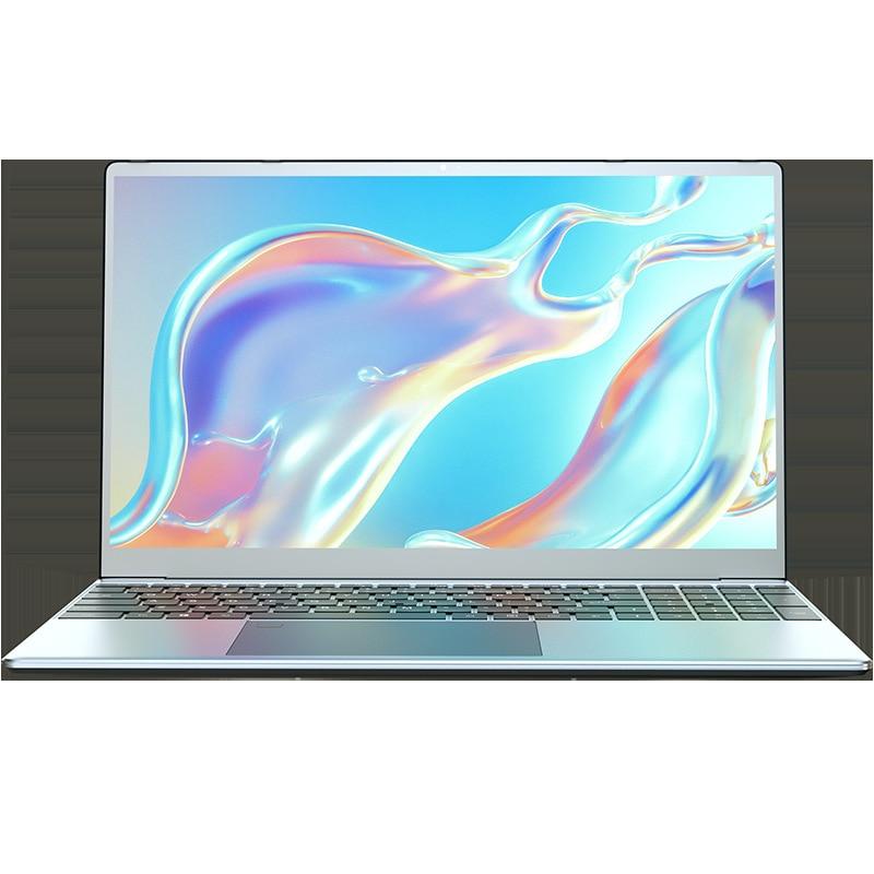 15.6 Inch New Laptop With windows10 System Celeron Processor J3455 8GB+500GB Notbook Computer Mini PC