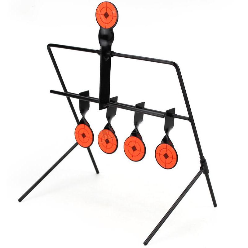 5PCS Resetting Targets Shooting Target Paintball 5 For Outdoor Ranger Slingshot Bow