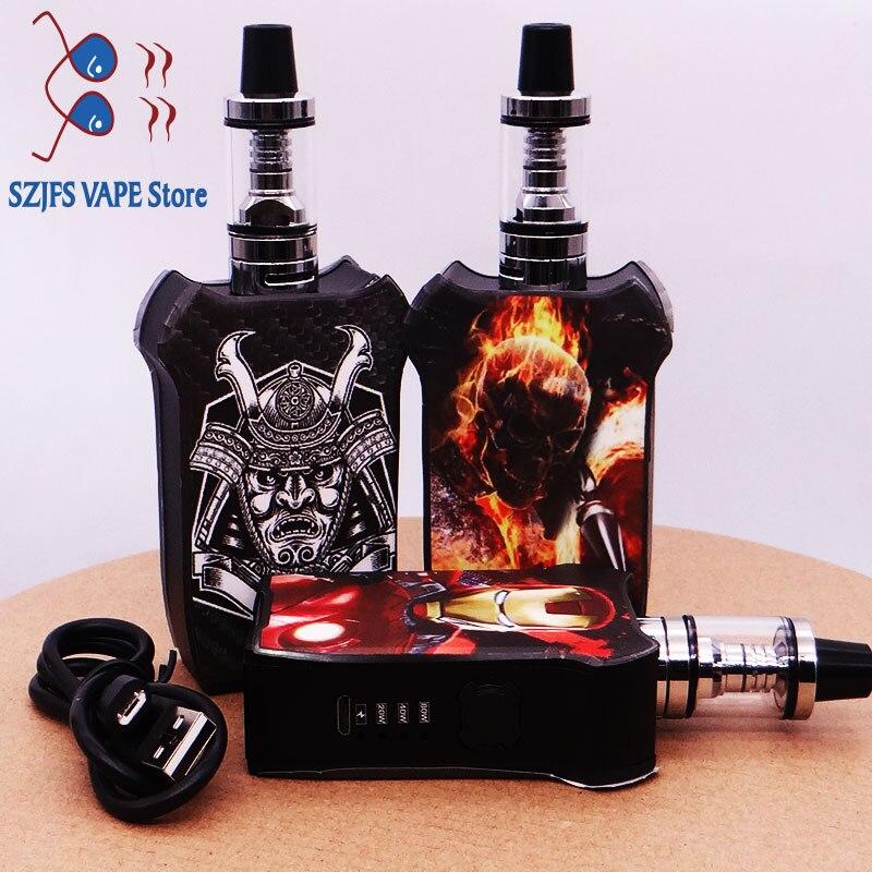 40/100w kit vape vapor e cigarette Built in 2200mAh 0.5ohm battery box mod large smoke steam vapeVS Armor Pro 100w/jsld 80w kit enlarge