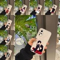 haikyuu volleyball boy kuroo tetsurou phone case transparent for vivo nex v z y x 17 15 11 9 6 5 3 1 i s max pro x 20se soft tpu