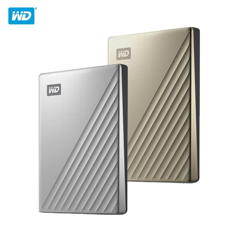 الأصلي WD 4 تيرا بايت 2 تيرا بايت 1 تيرا بايت قرص صلب خارجي HDD 2.5