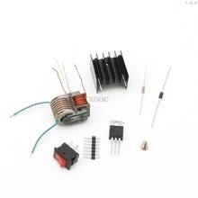 Kit de bricolage DC générateur haute tension onduleur allumeur électrique 15KV 18650 batterie M09 livraison directe