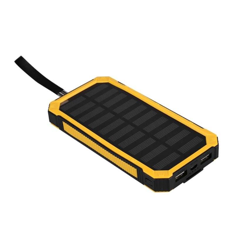 Caja de cargador de batería DIY con puerto USB 5V 2A para teléfono móvil Smsung Xiomi uwei al por mayor H8WA