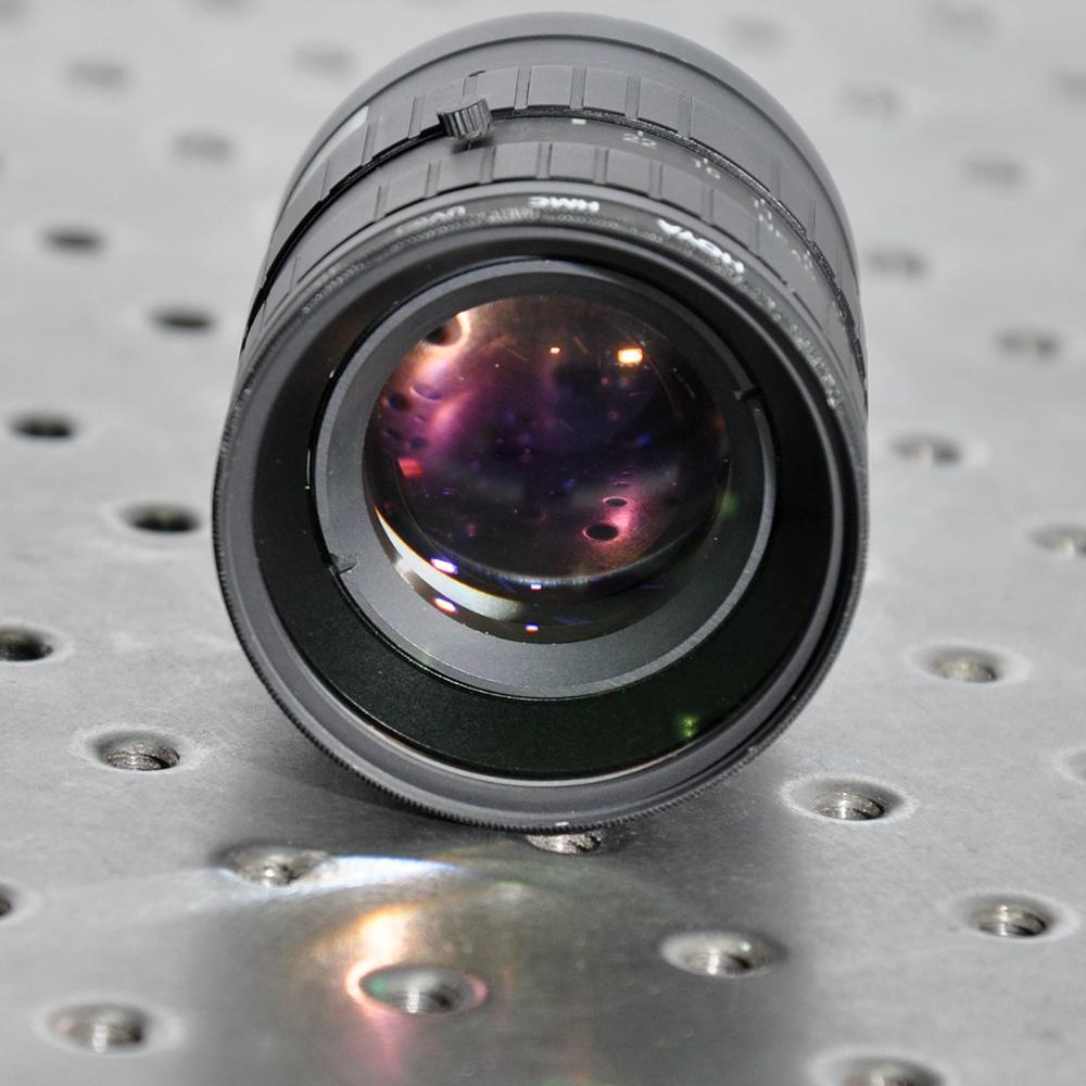 HOYA HM(C) UV 49mm SLH50F 462025 industrial lens used mirror clean