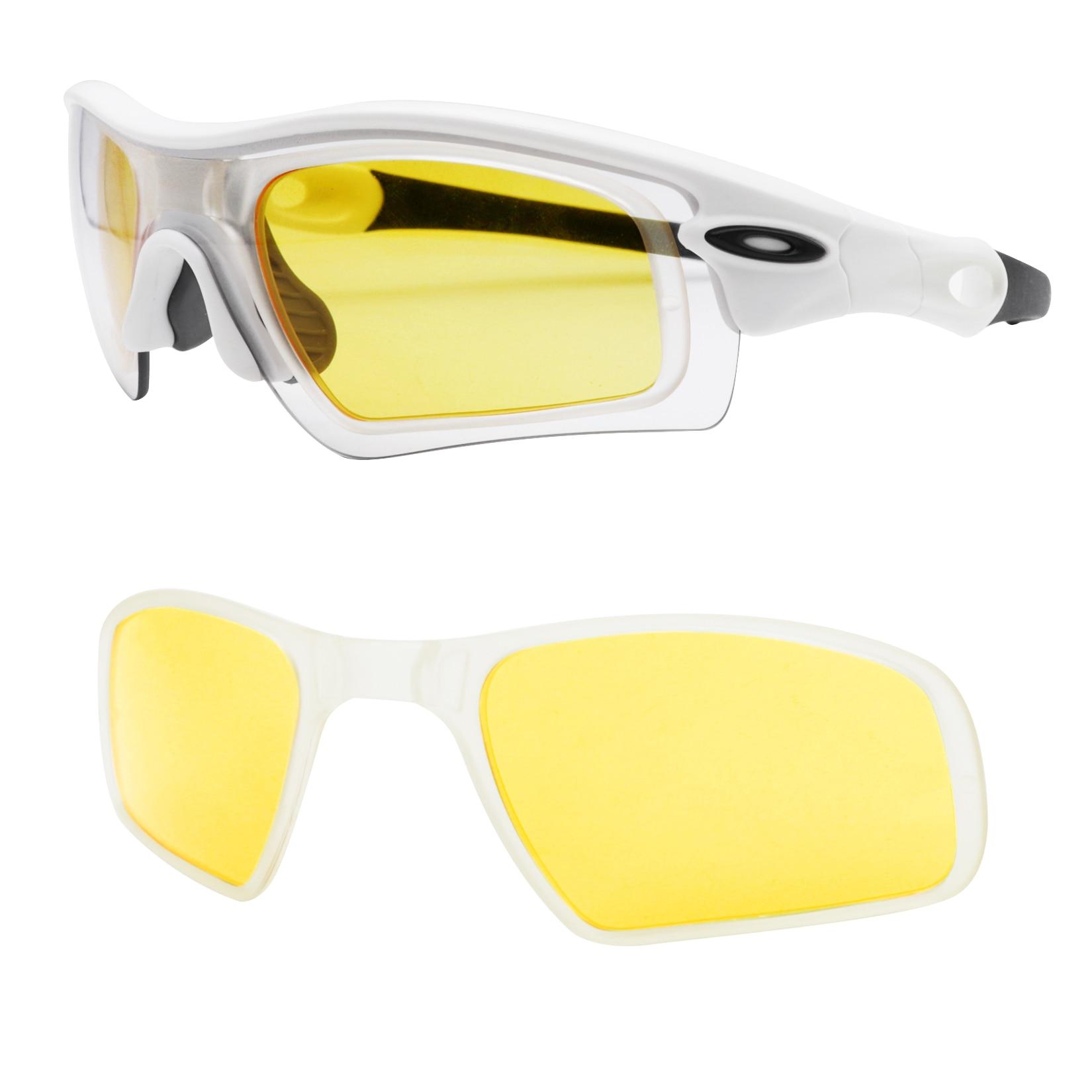 PapaViva-مشبك النظارات الشمسية ، مشبك وصفة طبية للنظارات الشمسية ، مسار الحافة ، RadarLock ، أصلي