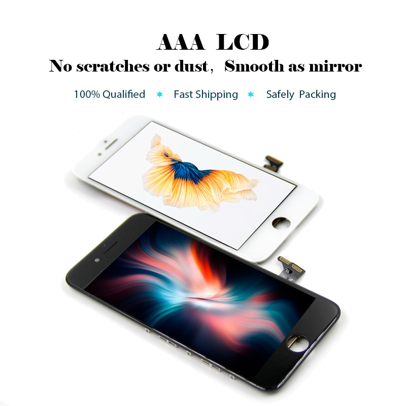 5 PCS LCD For iPhone 8 Display Touch Screen Digitizer Compatible Tested Well Replacement for iPhone 8P LCD Screen enlarge