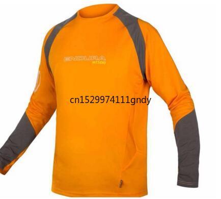 2020 Jersey de manga corta de verano para hombres y mujeres de secado rápido sudor absorbente MTB bicicleta de montaña sudadera