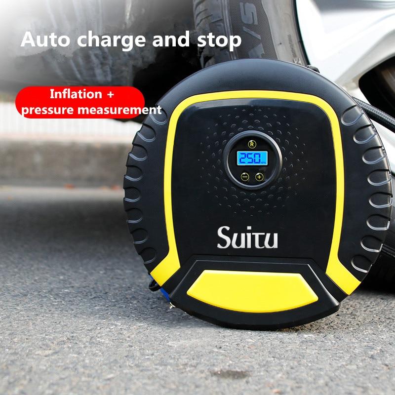 Compresor De aire Digital para coche, Inflador eléctrico para coche De Aria,...