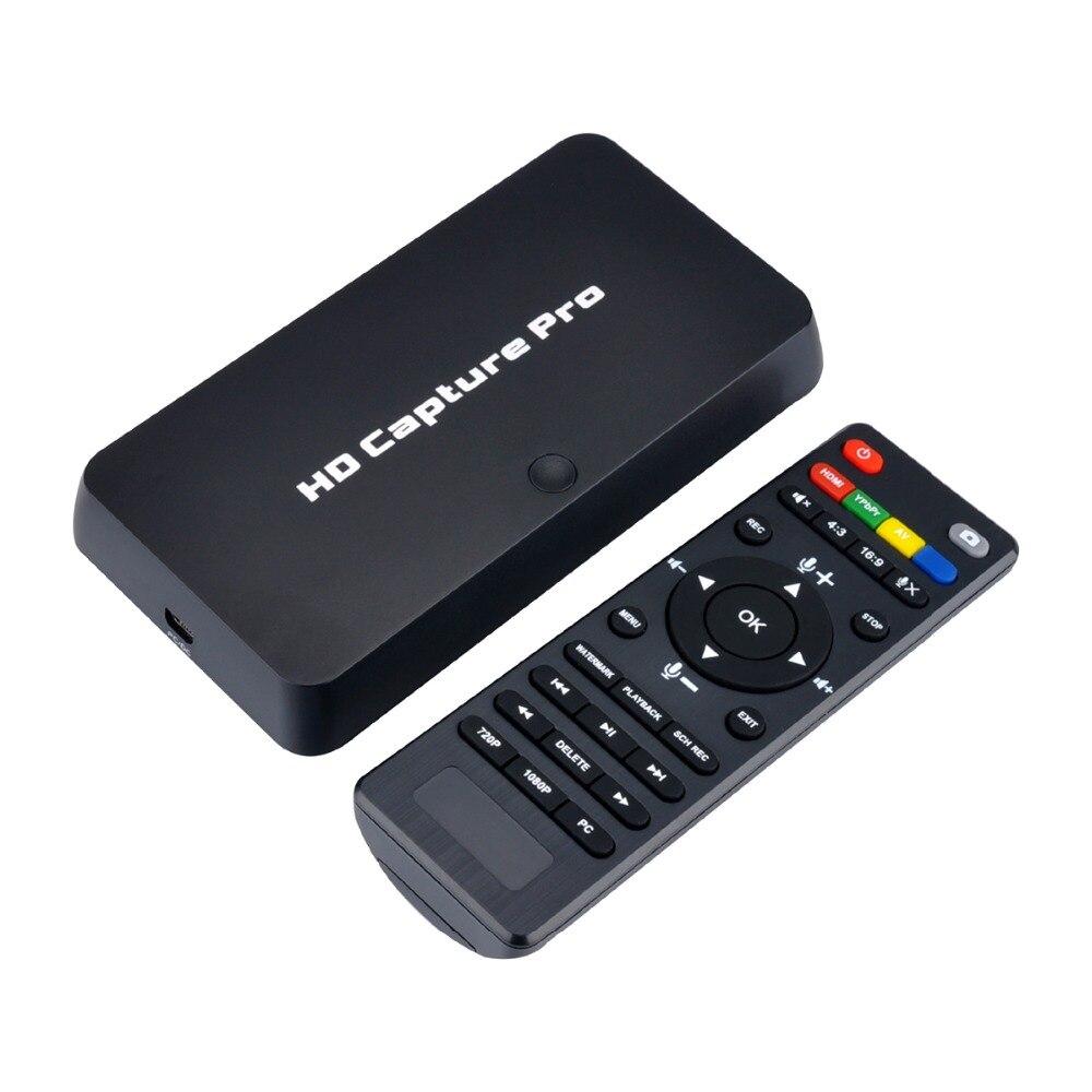 EZCAP-tarjeta de captura de vídeo 295 HD, grabadora de vídeo 1080P HD...