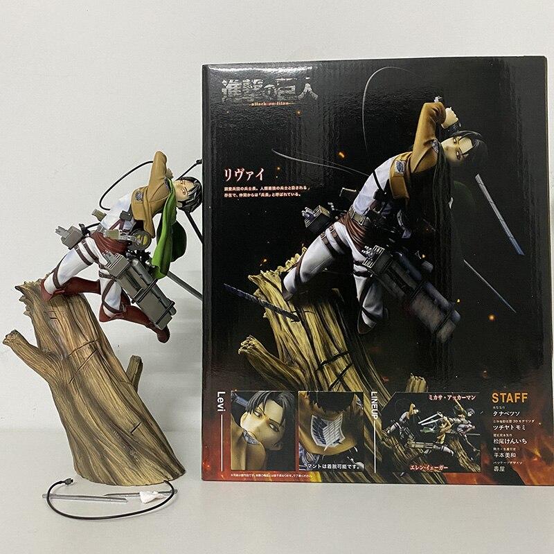 levi-figure-anime-attack-on-titan-artfx-j-levi-ackerman-rinnovo-battaglia-danno-modello-giocattoli-bambola-regalo-di-natale
