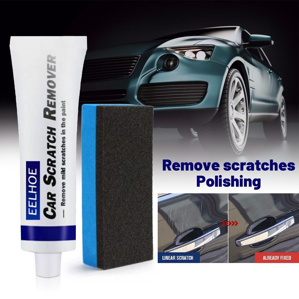 Автомобильный Воск для укладки волос кузова автомобиля шлифовальных составных MC308 набор пасты царапин Краски для ухода за окрашенными воло...