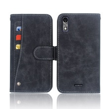 Hot! BQ 5519G Jeans Case Luxury Wallet Flip Leather Phone Bag Cover Case For BQ 5519G Jeans With Fro