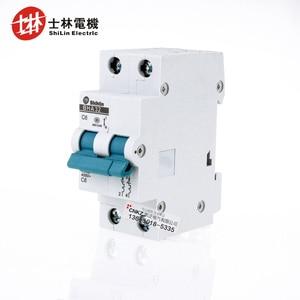 Genuine shihlin / Shilin C-type miniature circuit breaker 2P air switch BHA-32 complete style 6A 10A 16A 20A 25A 32A 40A 50A 63A