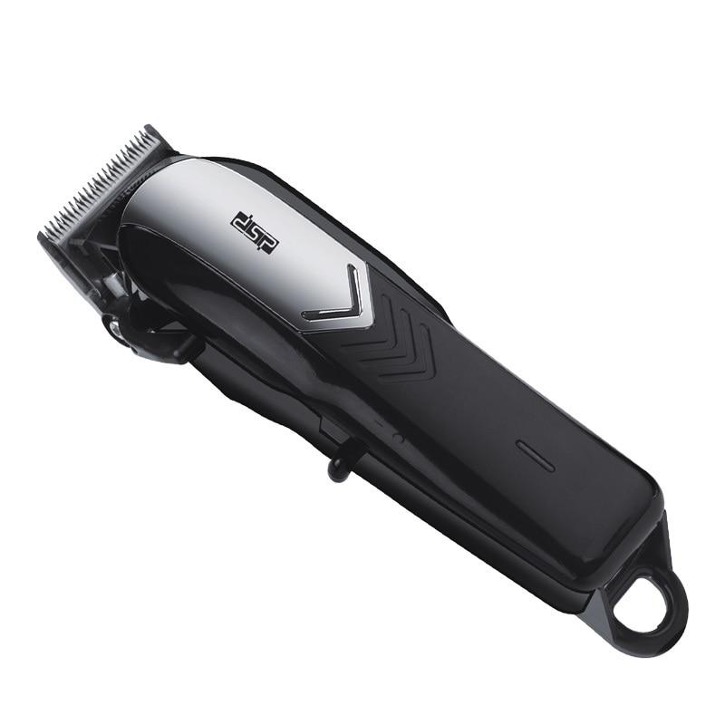 Máquina de cortar cabelo profissional sem fio elétrica aparador de cabelo barba trimer para homens elétrica máquina de corte de cabelo barbeiro kit