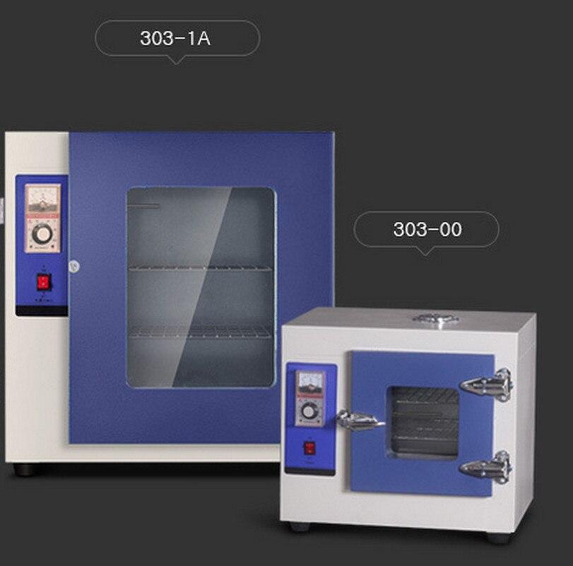 Высокое качество 303-1A/303-1AB Электрический термостат инкубатор Микрокомпьютер Прибор Контроля Температуры лабораторный инкубатор