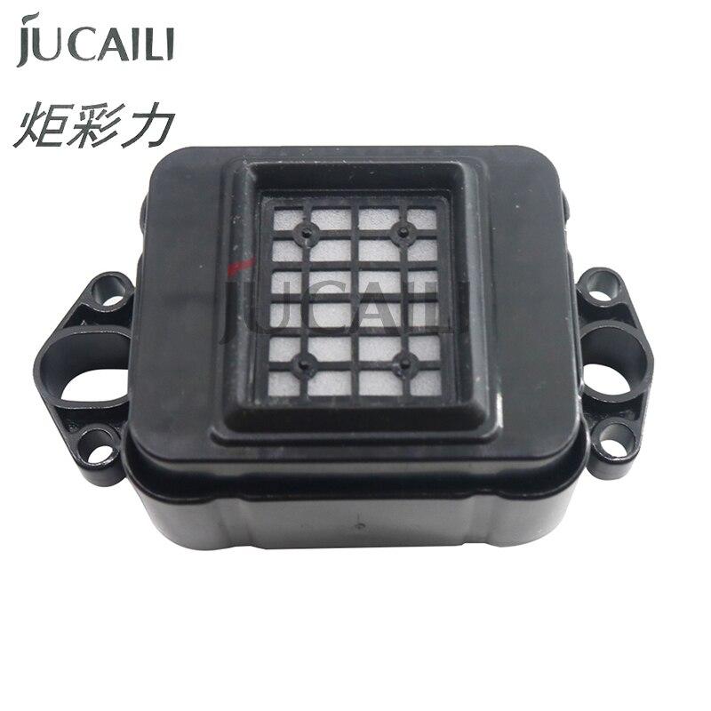 Jucaili 2 قطعة رأس طابعة السد لإبسون XP600 TX800 DX8 DX10 رئيس/TX810 TX710 TX820 رأس الطباعة F192040 محطة السد