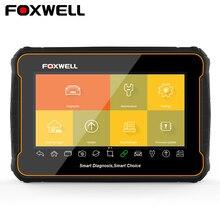 Диагностический сканер Foxwell GT60 OBD2, прибор для полной диагностики, система контроля давления и давления в шинах, профессиональный сканер кодов OBDII EOBD