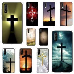 Bible Jesus Christian Cross Phone Case For Xiaomi 8 9 9t Pro A2 10 lite MIX 2 2S 3 note 10 pro Nax Fundas Cover