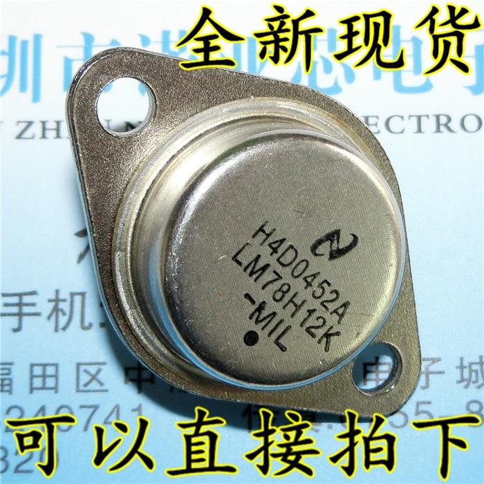 5 Stks/partij Nieuwe LM78H12K 78H12 7812 To-3 Ijzer Cap Ijzer Shell Regulator
