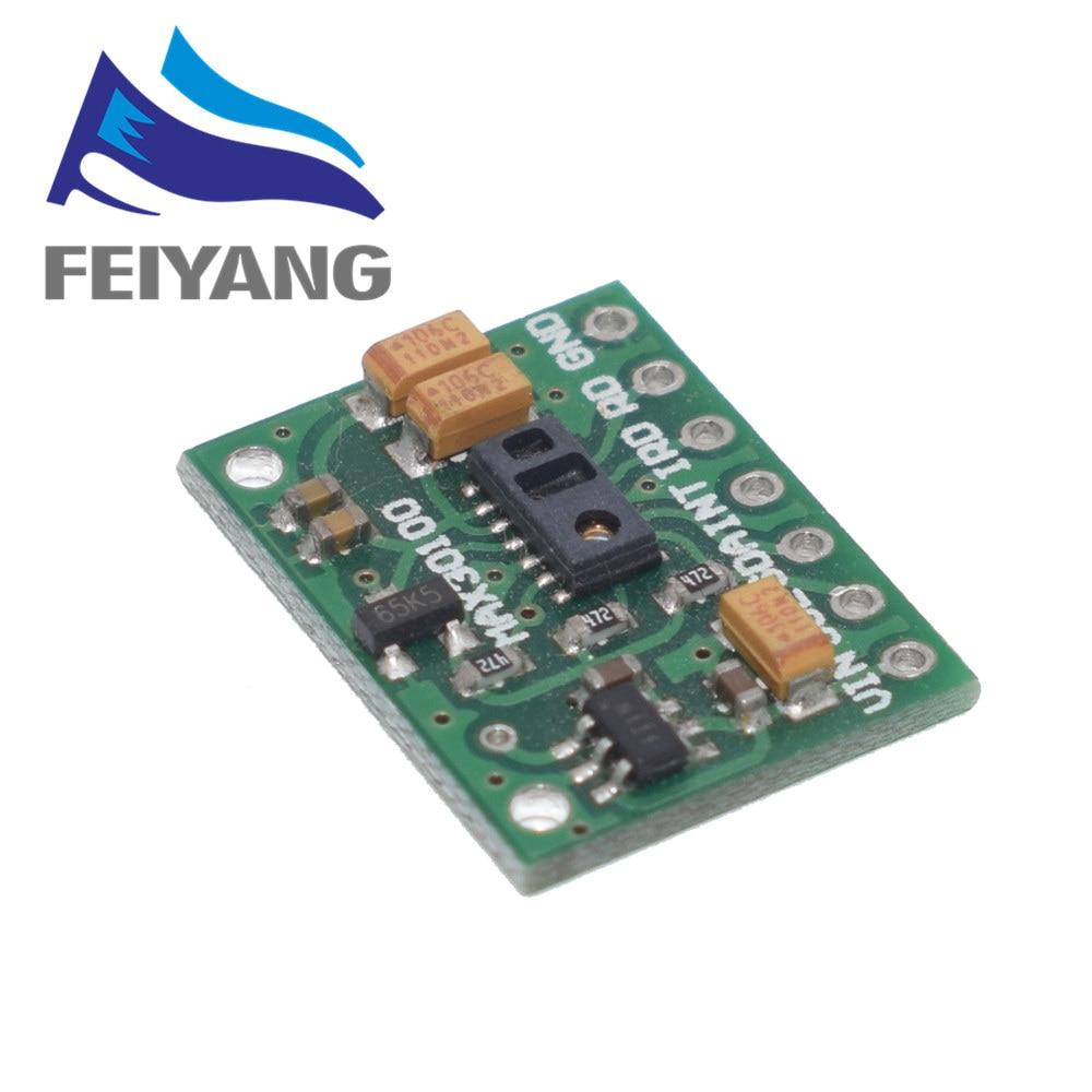 Sensor dos módulos max30100 do clique da frequência cardíaca de 10 pces para arduino