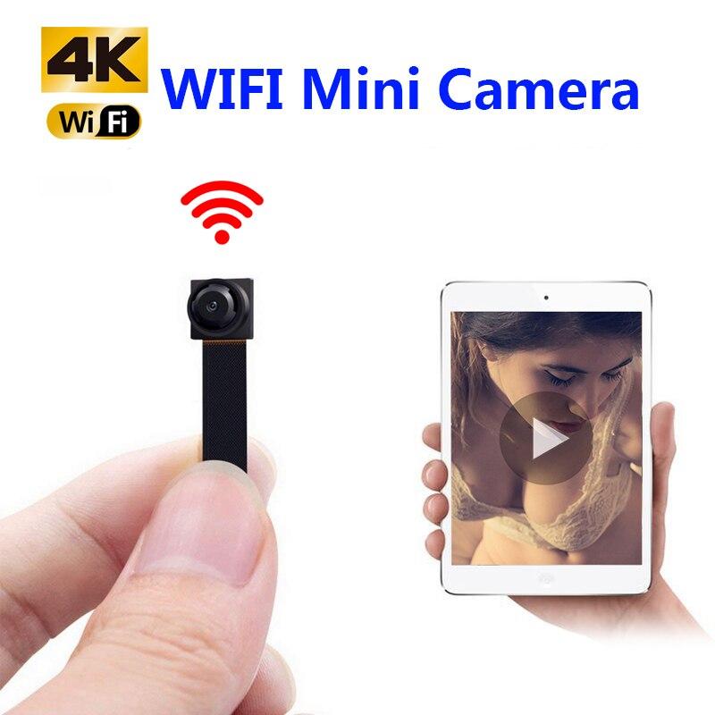 جديد HD 1080P لتقوم بها بنفسك المحمولة واي فاي IP كاميرا صغيرة P2P اللاسلكية مايكرو كاميرا ويب مسجّل وكاميرا فيديو مسجل دعم بعيد مخفي TF بطاقة