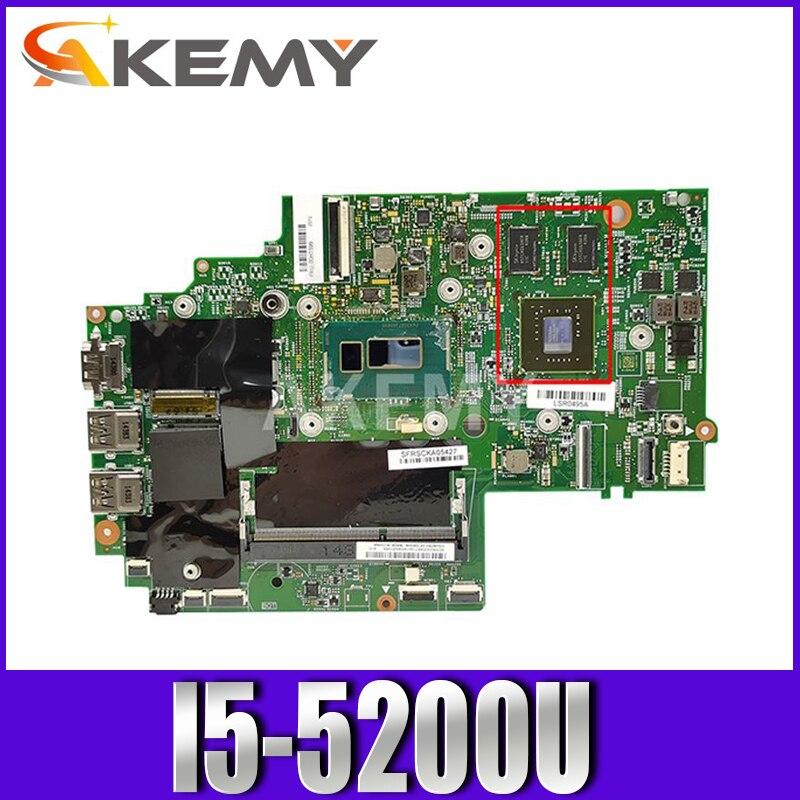 13323-2 لينوفو ثينك باد S3 YOGA14 اللوحة الأم للكمبيوتر المحمول FRU 00UP311 448.01127.0021 100% اختبار سريع السفينة مع I5-5200U