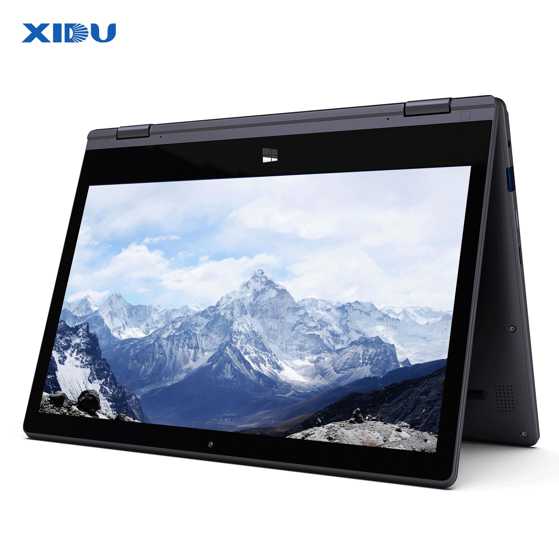 Xidu philbook pro portátil 11.6 polegada intel core 128gb 1tb ssd expansível 2560x1440 ips ultra magro tela de toque notebook 2 no pc