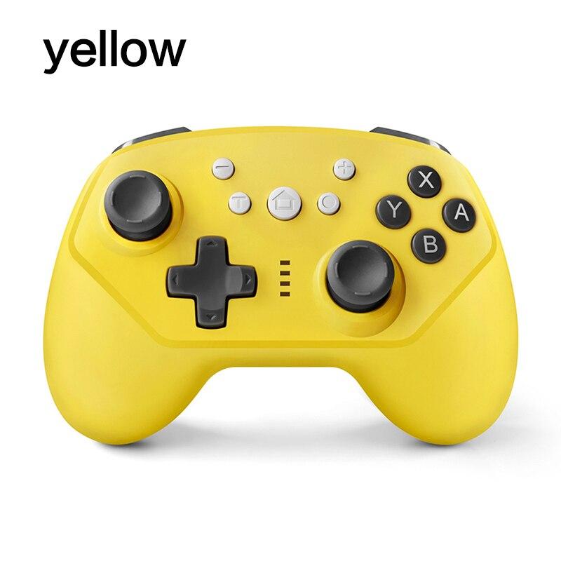 Mando para Nintendo, controlador de Switch Pro, controlador inalámbrico Bluetooth para la consola Nintend Switch Lite con Joystick giroscópico de 6 ejes