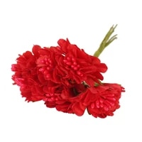 5127090pcs fake flowers dried flower artificial flowers bouquet stamen berries bundle diy