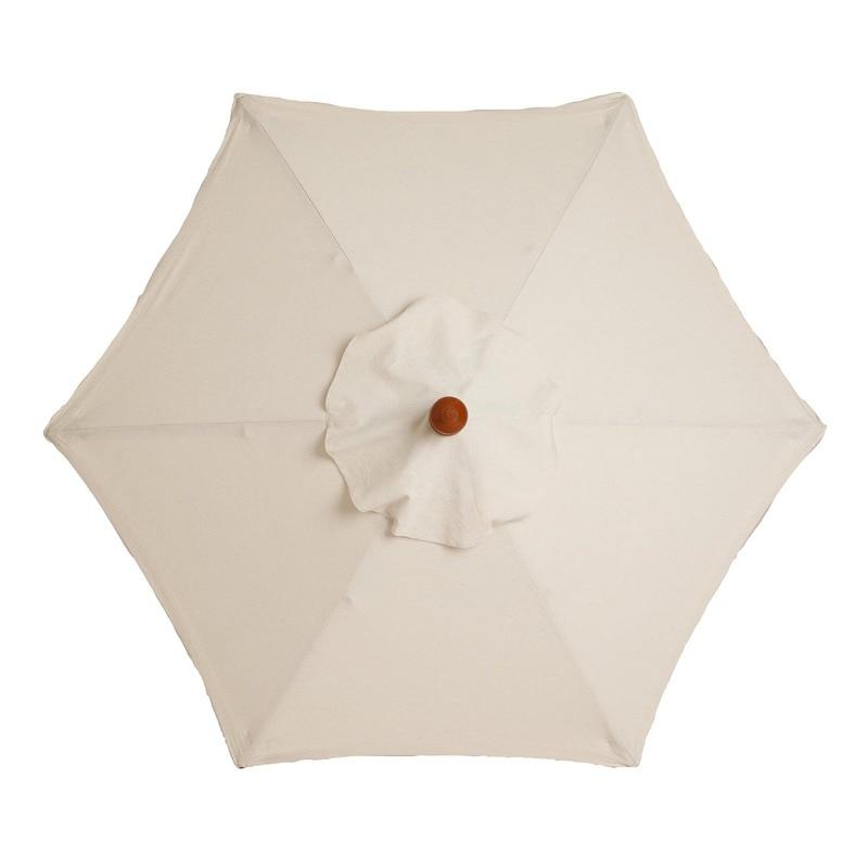 Пляжный зонт навес сменный с защитой от ультрафиолета и выцветания полиэфирная ткань пляжные садовые Зонты Для Террасы уличный зонт
