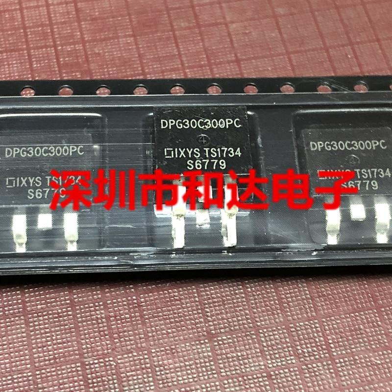 DPG30C300PC-263 300V 30A