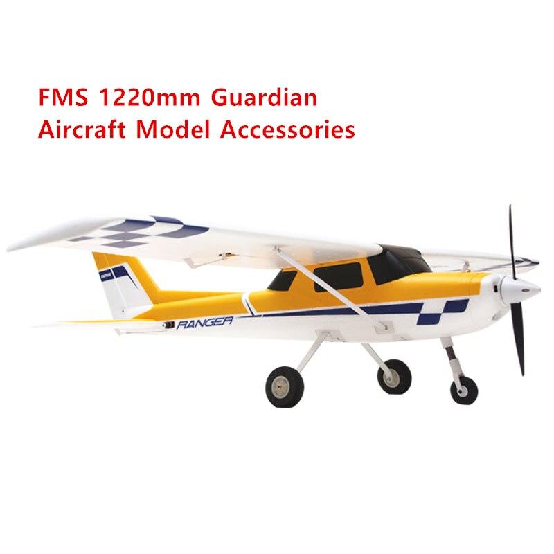 FMS 1220mm Ranger modelo de Avión RC accesorios de avión de ala fija piezas de Dron