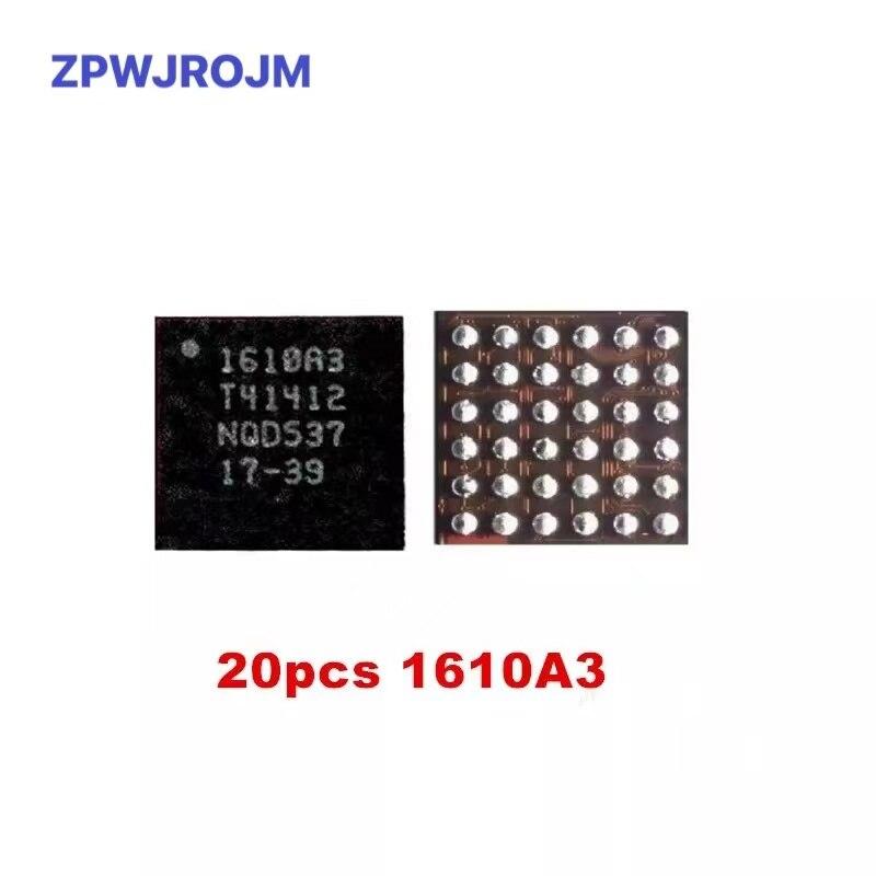 20 قطعة/الوحدة 1610A3 U2 شحن iC آيفون 6 6S زائد SE 6SP شاحن ic رقاقة 36Pin على متن الكرة U4500 أجزاء