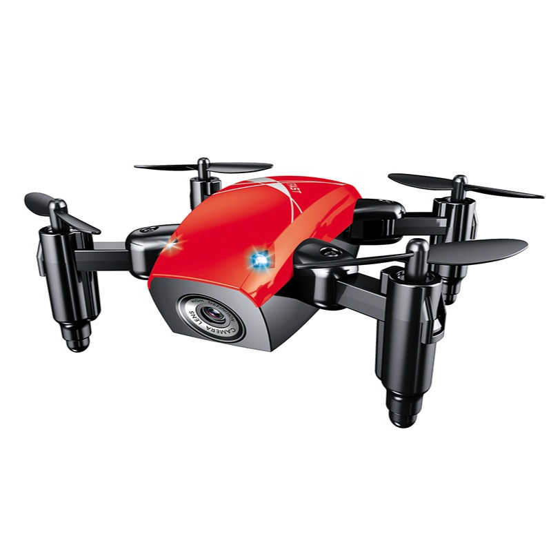 New four-axis aircraft with fixed height of 300,000 wifi real-time mobile phone aerial photography toy drone drones with camera enlarge